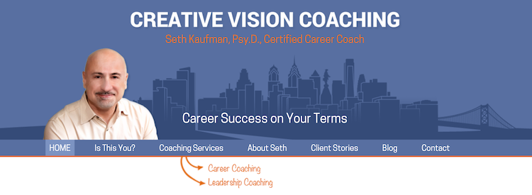 Creative Vision Coaching - Best Philadelphia Career Coach