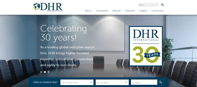 DHR International - Executive Search Firm