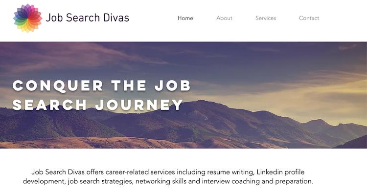 Job Search Divas - Best Boston Resume Service