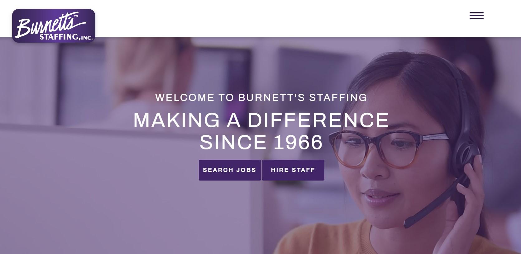 Burnett's Staffing - Best Dallas Staffing Agencies