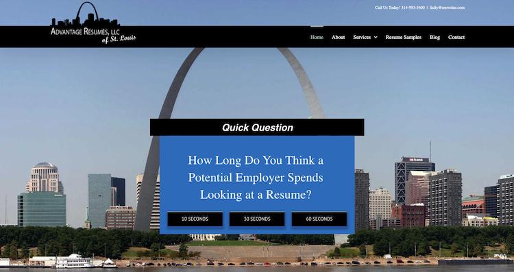 Advantage Resumes of St. Louis - Best St. Louis Resume Services