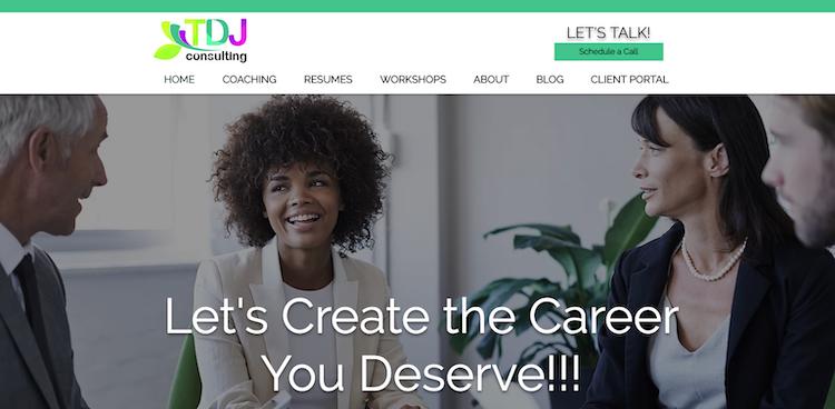 TDJ Consulting - Best San Antonio Resume Service
