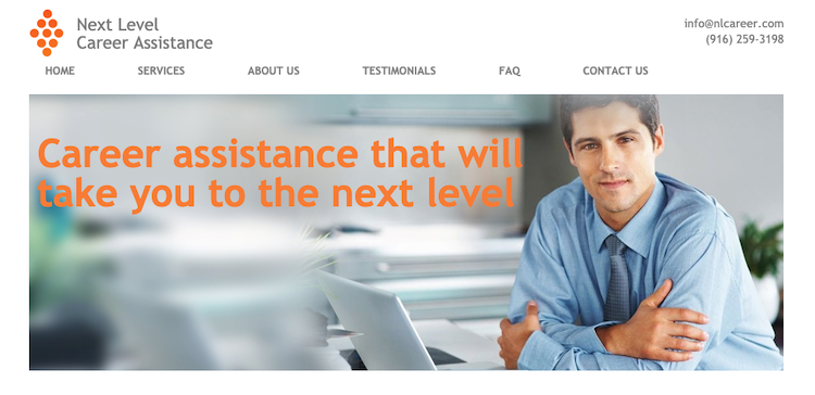 Next Level Career Assistance - Best Sacramento Resume Service