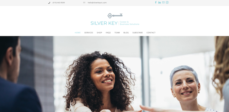 Silver Key Career & Business Solutions - Best Raleigh Resume Services