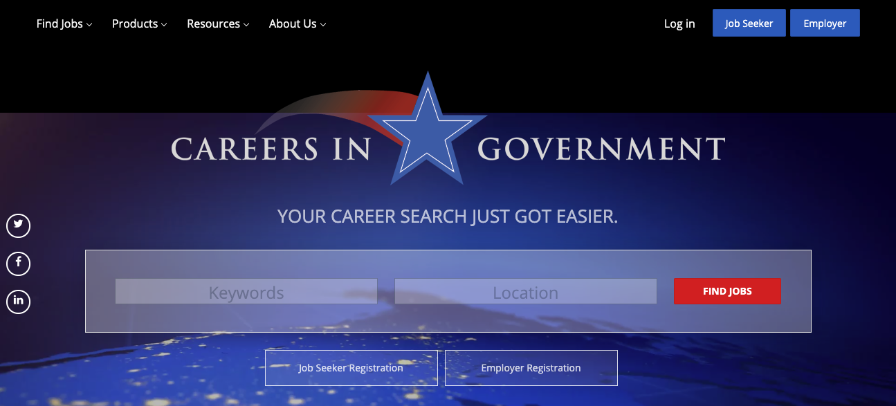 How to Get a Government Job & Common Government Jobs