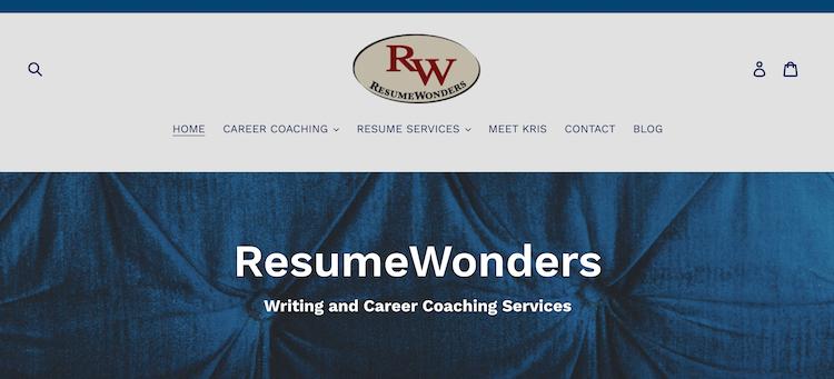 ResumeWonders - Best Jacksonville Resume Service