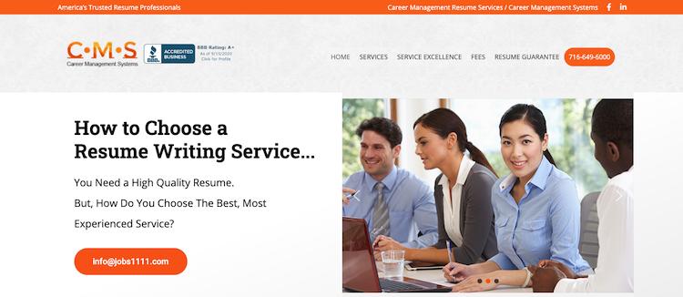 Career Management Resume Services - Best Buffalo Resume Service