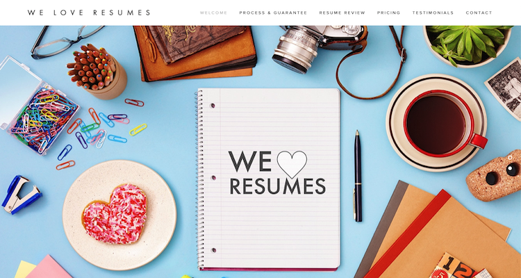 We Love Resumes - best Canada Resume Services