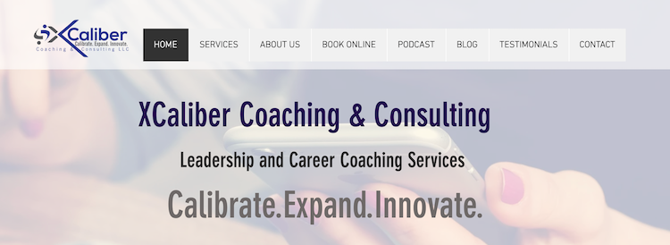XCaliber Coaching & Consulting - Best CEO Resume Service