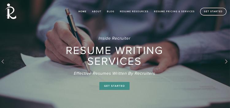 Inside Recruiter - Best San Jose Resume Service