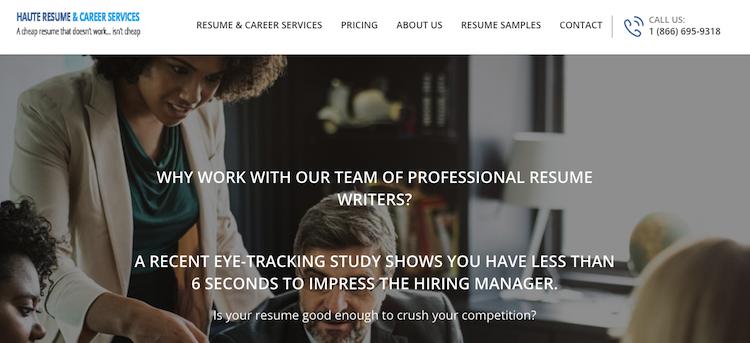 Haute Resume & Career Services - Best Omaha Resume Service