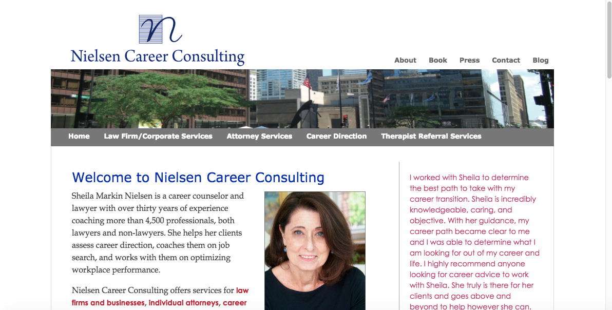 Nielsen Career Consulting - Best Chicago Career Coach