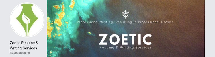 Zoetic Resume & Writing Services - Best Grand Rapids Resume Service