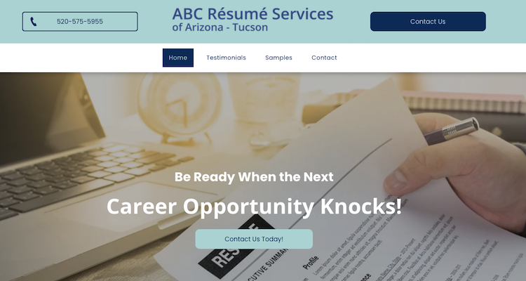 ABC Resume Services - Best Tucson Resume Services