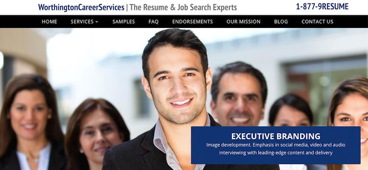Worthington Career Services - Best Columbus Resume Service