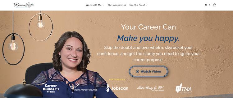 Resume Lezlie - Best Dallas Resume Service