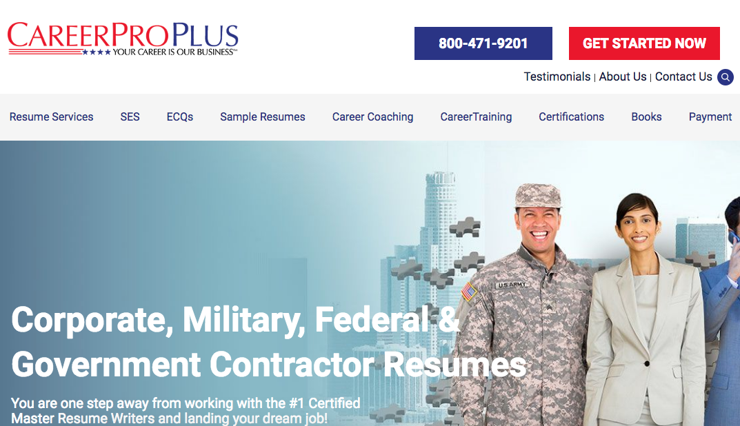 CareerPro Plus - Federal Resume Writing Services