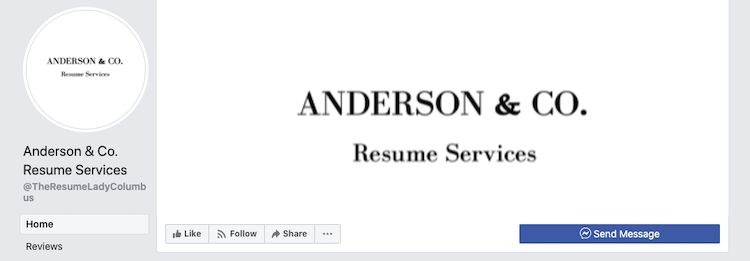 Anderson & Co Resume Services - Best Columbus Resume Service