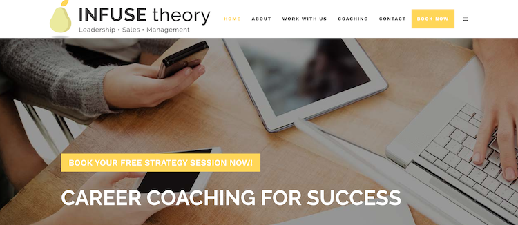 Infuse Theory - Best San Diego Career Coach