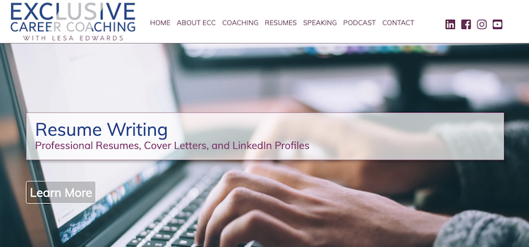 Exclusive Career Coaching - Best Jacksonville Resume Service