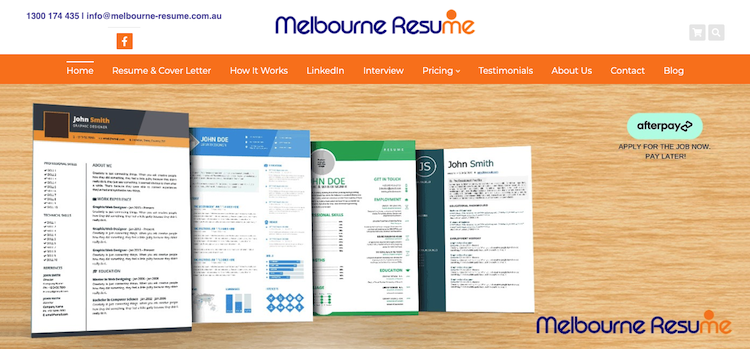 Melbourne Resume - Best Melbourne Resume Service