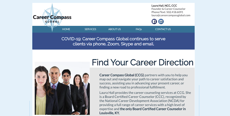 Career Compass Global - Best Louisville Resume Service