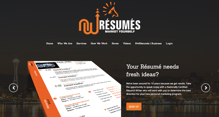 Northwest Resumes - Best Seattle Resume Services