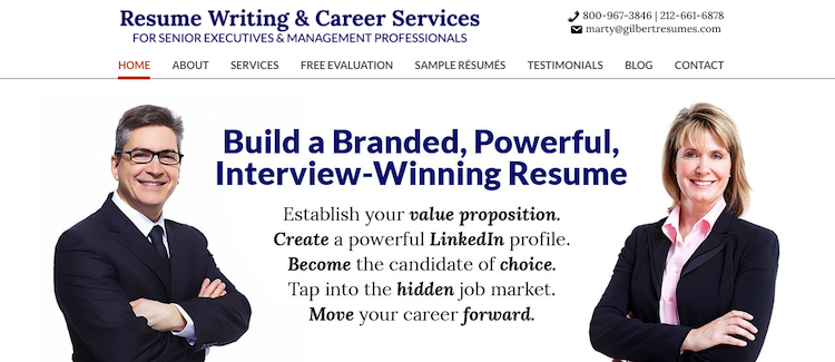 Resume Writing & Career Services - Best COO Resume Service