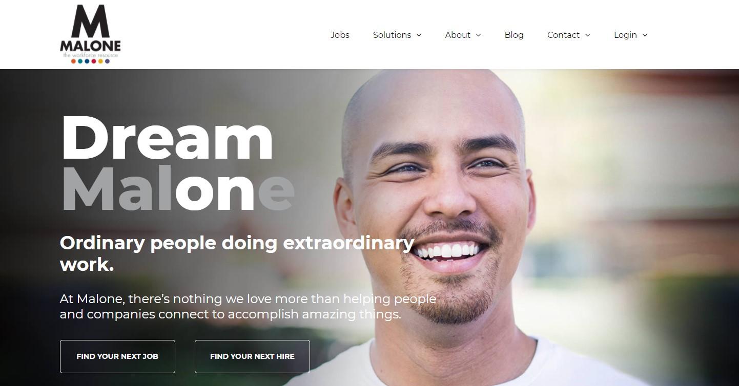 Malone - Best San Antonio Staffing Agency