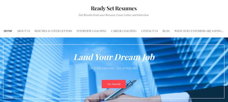 Ready Set Resumes - Best Atlanta Resume Service