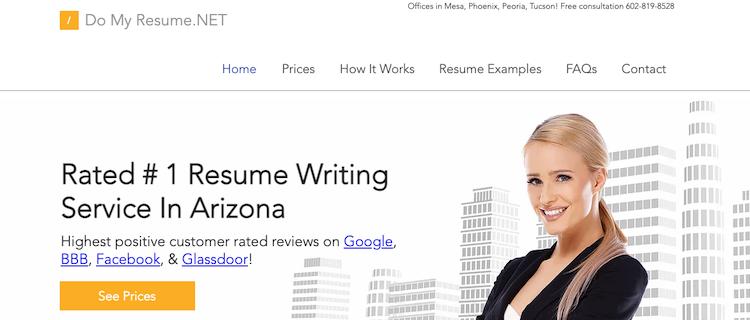 Do My Resume.NET - Best Entry-Level Resume Service