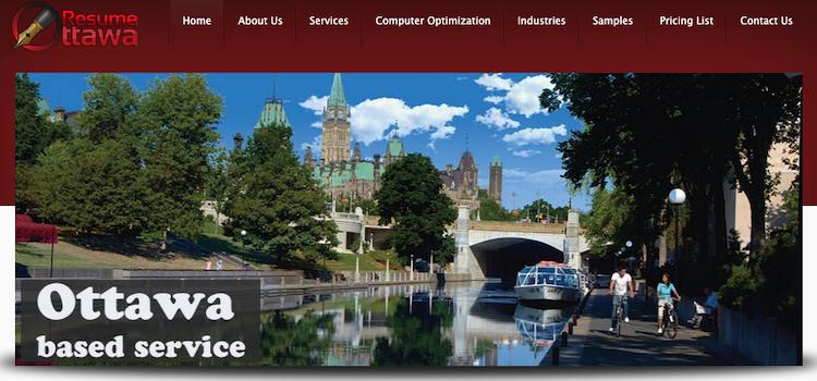 Resume Ottawa - Best Ottawa Resume Service