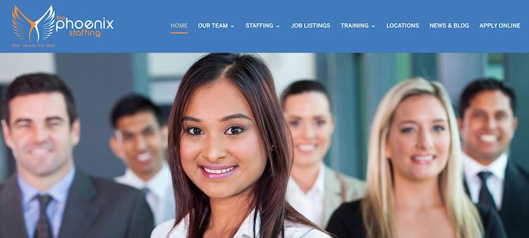 Phoenix Staffing - Best Staffing Agencies