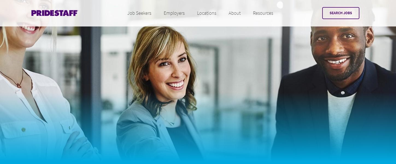 PrideStaff - Best Staffing Agency