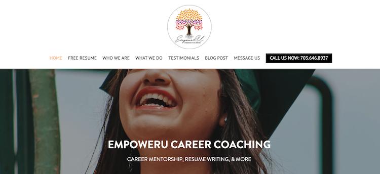 EmpowerU Career Coaching - Best Richmond Resume Service