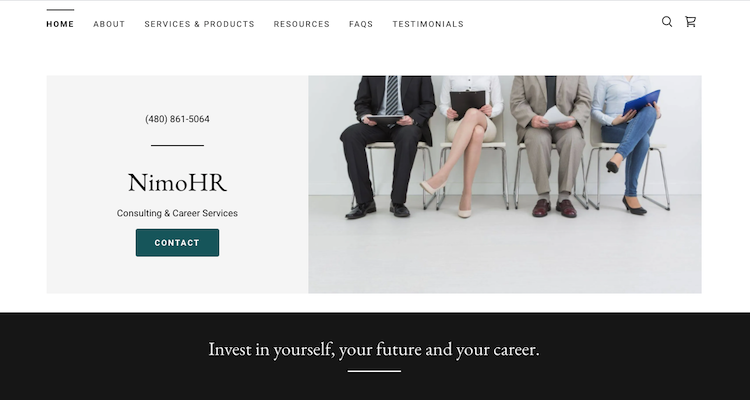 NimoHR - Best Phoenix Resume Service