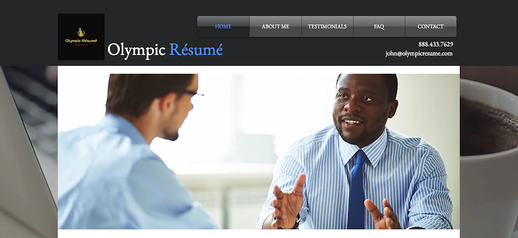 Olympic Resumes - Best Seattle Resume Services