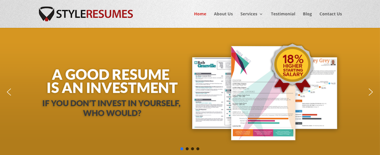 Style Resumes - Best Singapore Resume Services