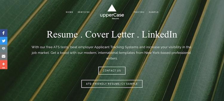 upperCase Resume - Best India Resume Service