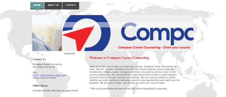 Compass Career Consulting - Best San Diego Career Coach