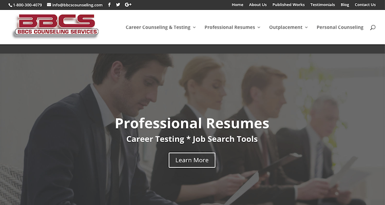 BBCS Counseling Services - Best Pharmacist Resume Service