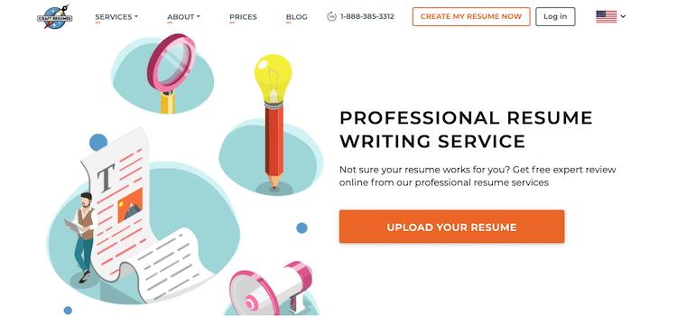 Craft Resumes - Best Recent Graduate Resume Service