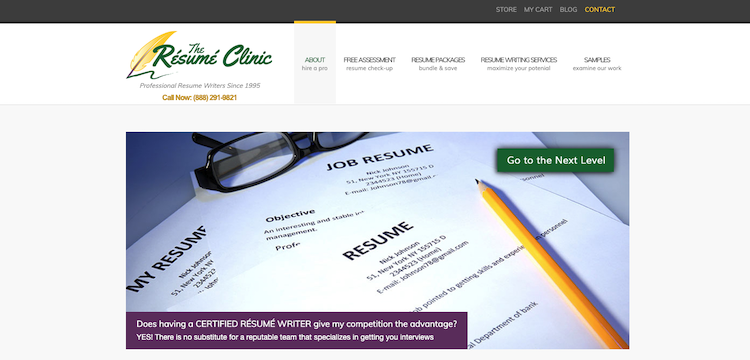 The Resume Clinic - Best Project Manager Resume Service