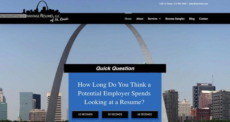 Advantage Resumes of St. Louis - Best Engineer Resume Service