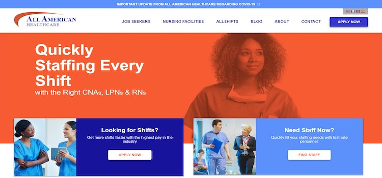 All American Healthcare - Best Medical Staffing Agencies