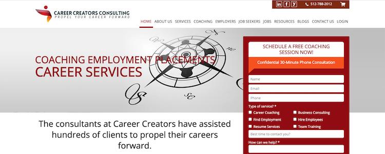 Career Creators Consulting - Best Austin Resume Writers