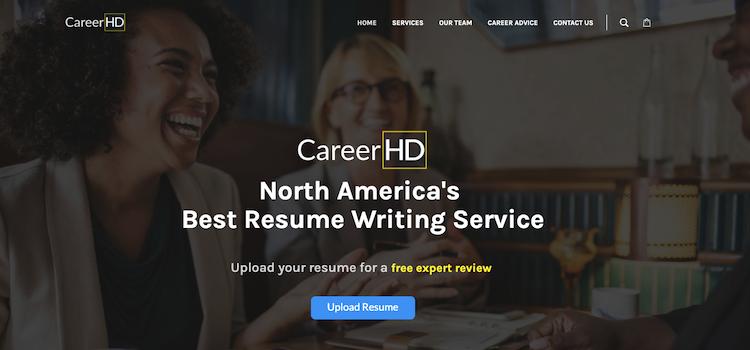 Career HD - Best Entry-Level Resume Service