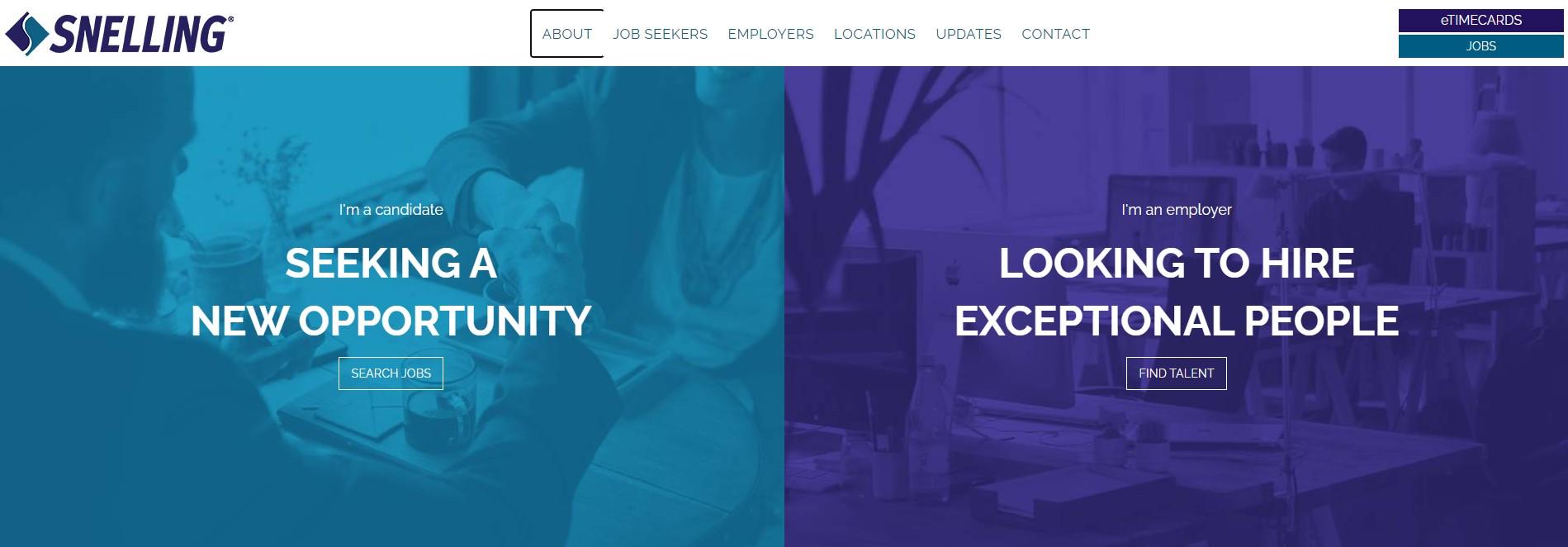 Snelling - Best Charlotte Staffing Agencies