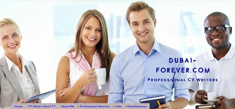 Dubai-Forever - Best Dubai Resume Service