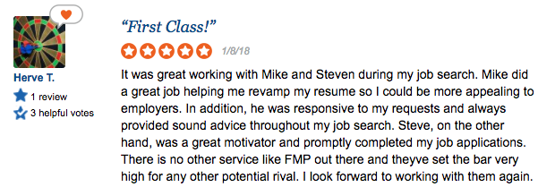 Find My Profession Resume Review